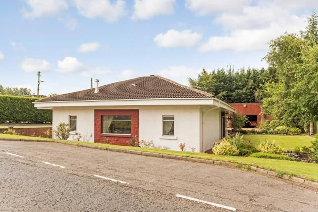 Thumbnail Bungalow for sale in Lanark Road, Braidwood, Carluke, South Lanarkshire