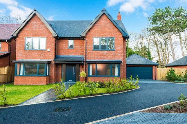 Detached house for sale in The Pinewoods, Victoria Road, Formby