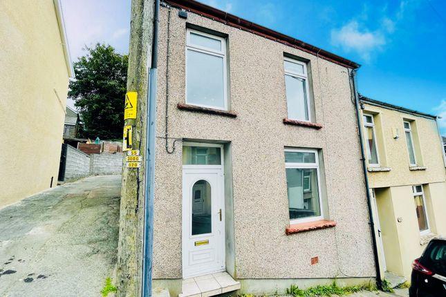 Thumbnail Terraced house to rent in Regent Street, Dowlais, Merthyr Tydfil