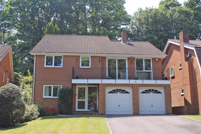 Thumbnail Detached house for sale in Spindlewood Close, Southampton