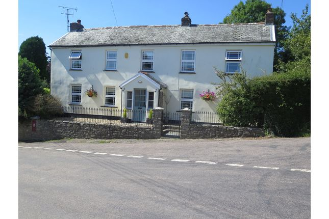 Thumbnail Detached house for sale in Shirwell, Barnstaple