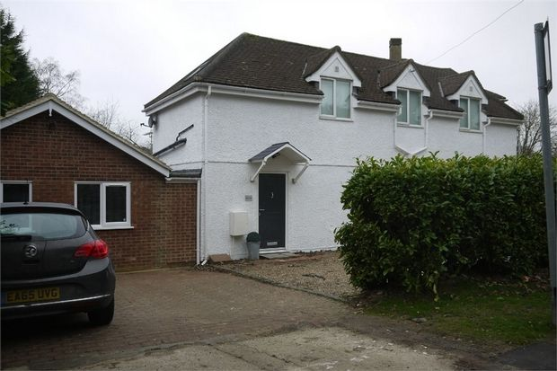 Thumbnail Detached house for sale in Shenfield Crescent, Brentwood, Essex