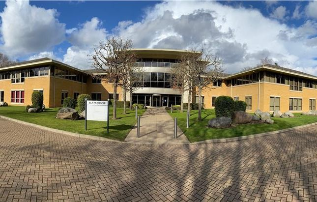 Thumbnail Office to let in Blays House, Wick Road, Egham, Surrey