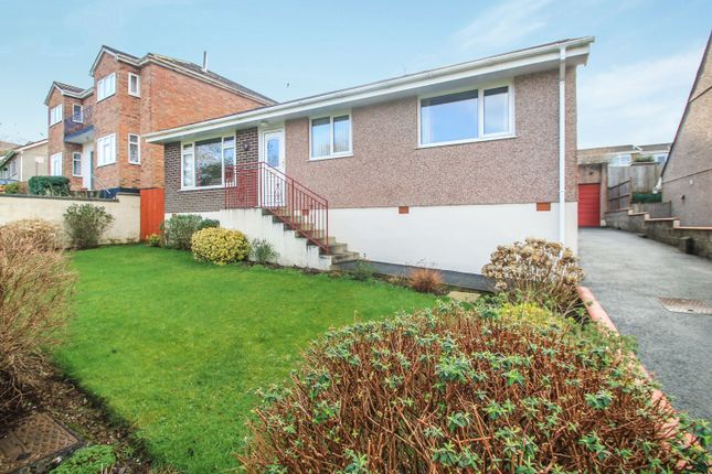 Thumbnail Detached bungalow for sale in Tincombe, Saltash, Cornwall