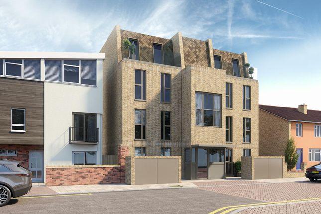 1 bed flat for sale in Salmen Road, London E13