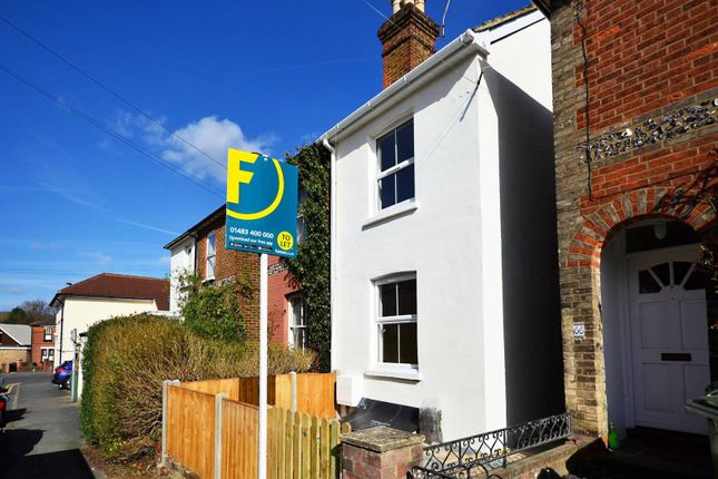Thumbnail Semi-detached house to rent in Denzil Road, Guildford