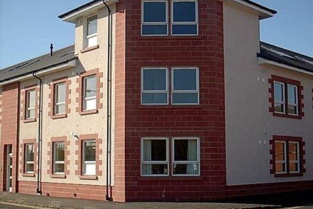 Thumbnail Flat to rent in Nursery Avenue, Kilmarnock