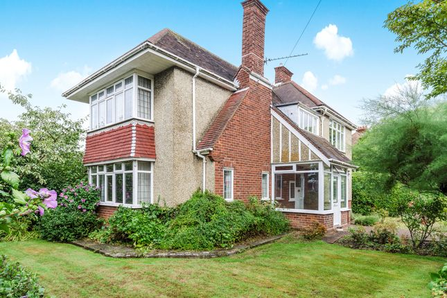 Thumbnail Detached house for sale in Kellett Road, Upper Shirley, Southampton