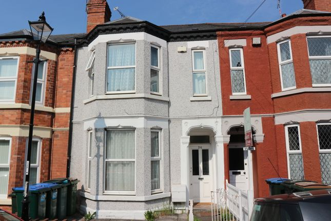 Thumbnail Terraced house for sale in 36 Melville Road, Coundon, Coventry