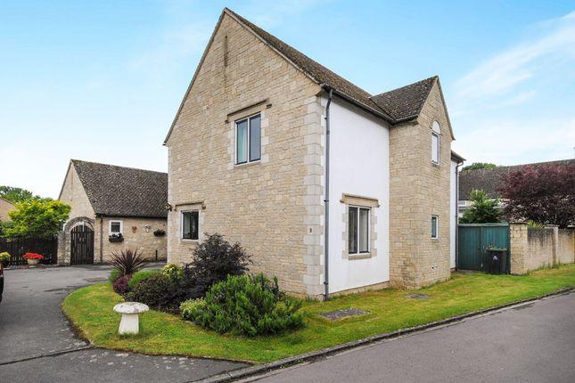 Thumbnail Link-detached house for sale in Hurst Lane, Freeland, Witney