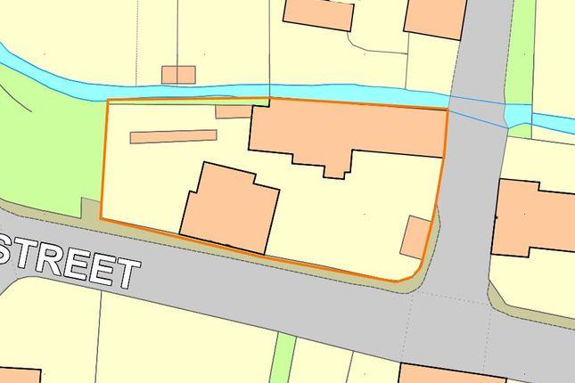 Plot Plan of Main Street, Greetham, Oakham LE15