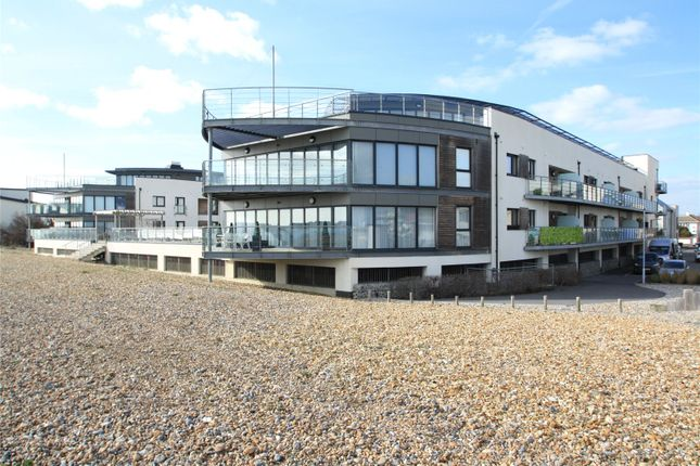 Thumbnail Flat for sale in Chichester House, The Waterfront, Worthing, West Sussex