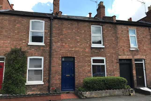 Thumbnail Terraced house for sale in Guy Street, Warwick
