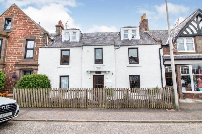 Thumbnail Terraced house for sale in High Street, Edzell, Brechin, Angus