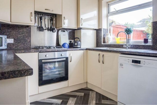 Kitchen of Campbell Drive, Liverpool L14
