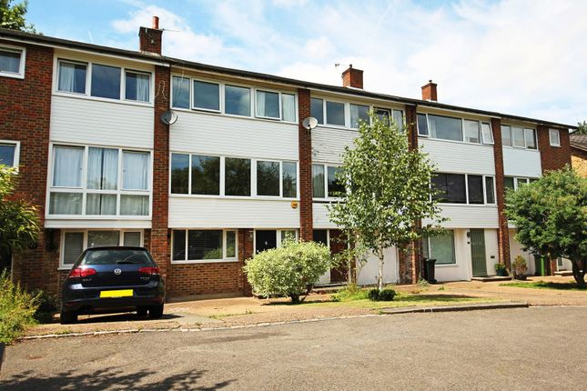 Thumbnail Terraced house for sale in Stambourne Way, Crystal Palace