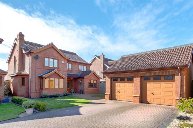 5 bed detached house for sale in Harpham Road, Marshchapel, Grimsby DN36