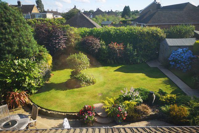 Rear Garden of Eastmoor Road, Brimington, Chesterfield S43