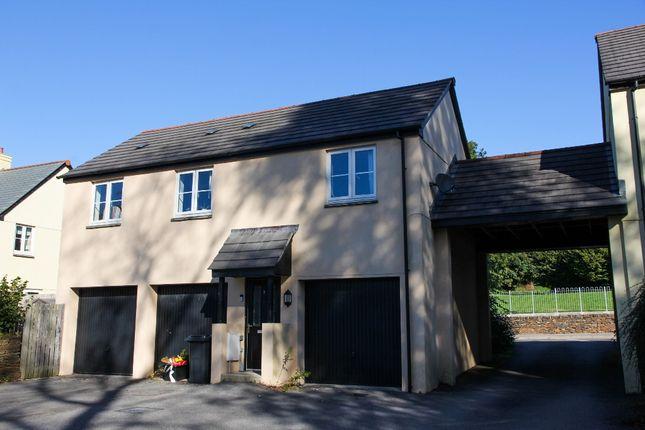 Thumbnail Flat to rent in Kew Lastanen, Tinney Drive, Truro