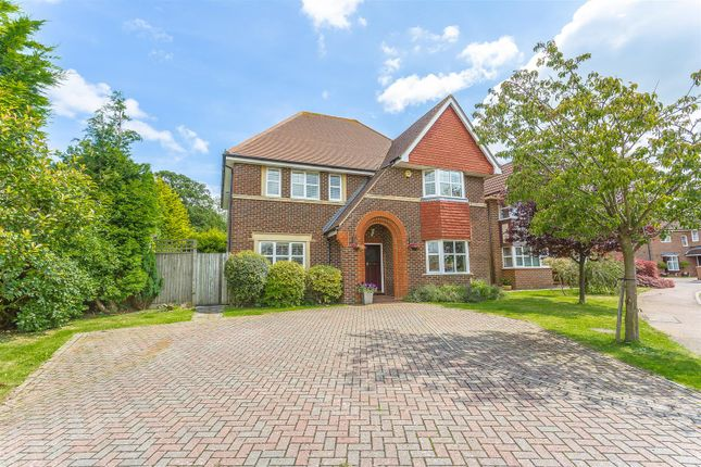 Thumbnail Detached house for sale in Heathside Place, Epsom