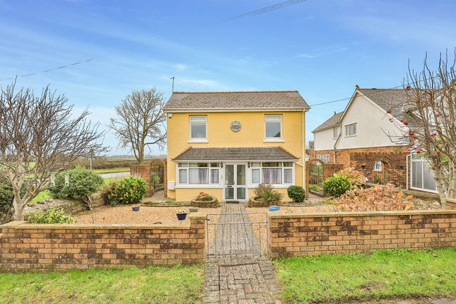 Thumbnail Detached house for sale in Westward, Gileston, Barry