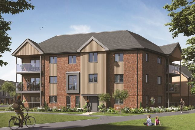 """Thumbnail Flat for sale in """"Crewe"""" at Old Wokingham Road, Crowthorne"""