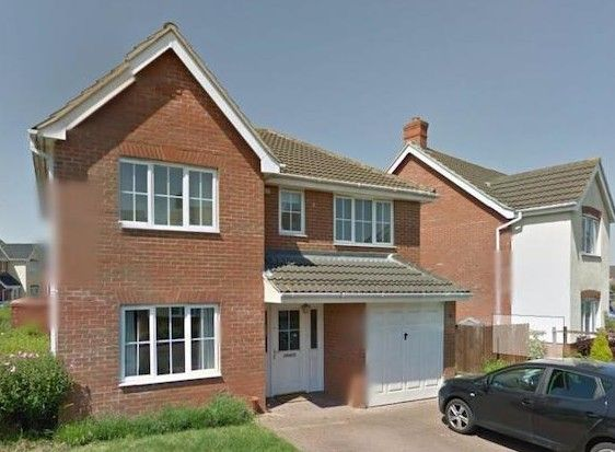 Thumbnail Detached house to rent in Tizzick Close, Norwich