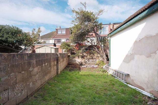 Garden of Lower Bevendean Avenue, Brighton BN2