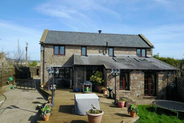 Thumbnail Detached house for sale in Ashwell Grange, Stroat, Chepstow