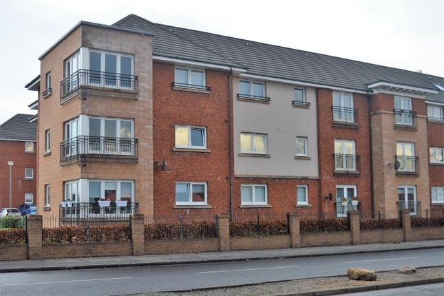 Thumbnail Flat to rent in Broad Cairn Court, Motherwell