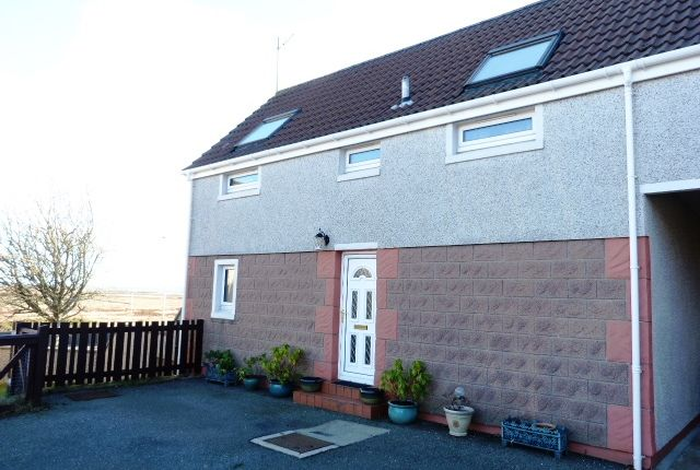 Thumbnail Semi-detached house for sale in Stornoway, Isle Of Lewis