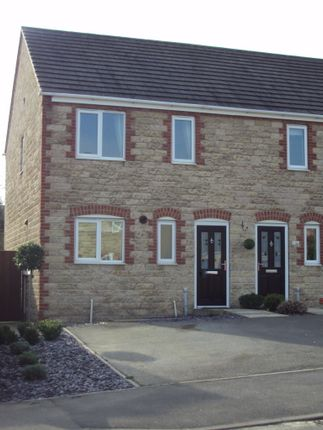 Thumbnail Semi-detached house to rent in Cropton Road, Royston, Royston, Barnsley