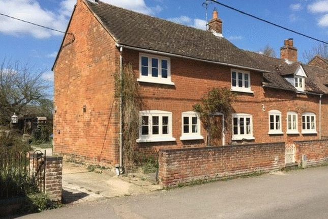 Thumbnail Semi-detached house for sale in High Street, Cublington, Leighton Buzzard