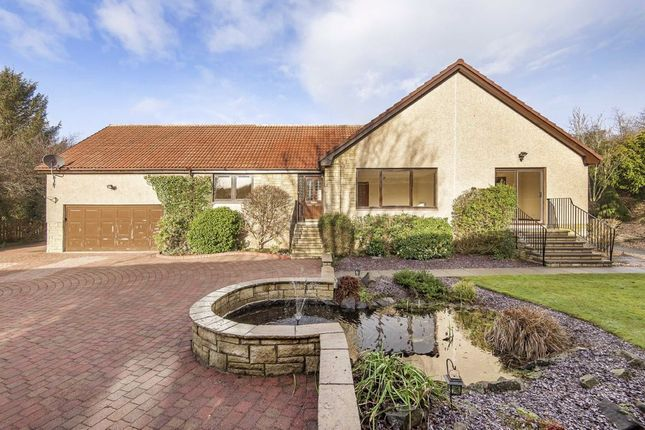 Thumbnail Bungalow for sale in Main Street, Balmalcolm, Fife
