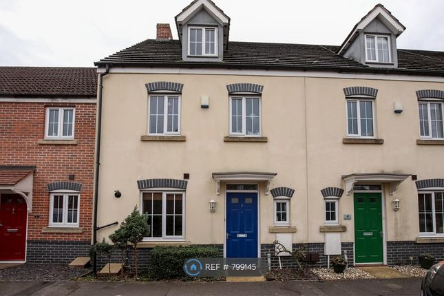 Thumbnail End terrace house to rent in Upper Stroud Close, Chineham, Basingstoke
