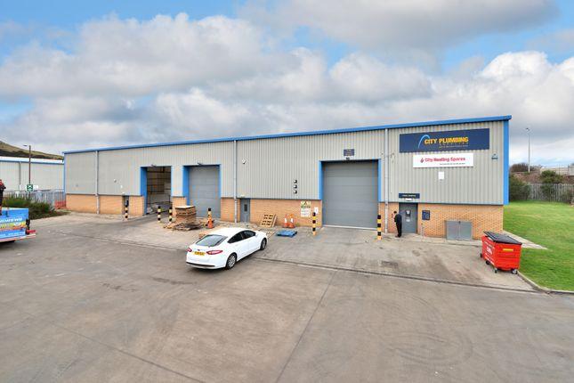 Thumbnail Industrial to let in Block F, Unit 2, Prestonfield Park, 40/2 King's Haugh, Edinburgh