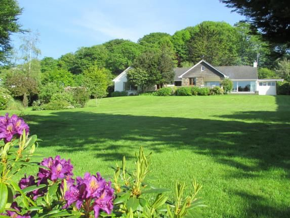 Thumbnail Detached house for sale in Budock Vean, Mawnan Smith, Cornwall