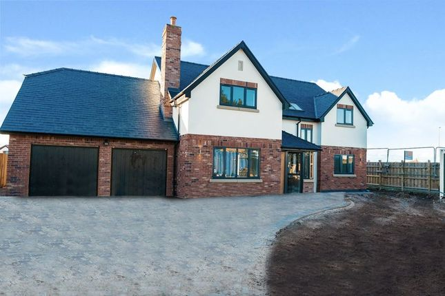Thumbnail Detached house for sale in Springfield Road, Aughton, Ormskirk