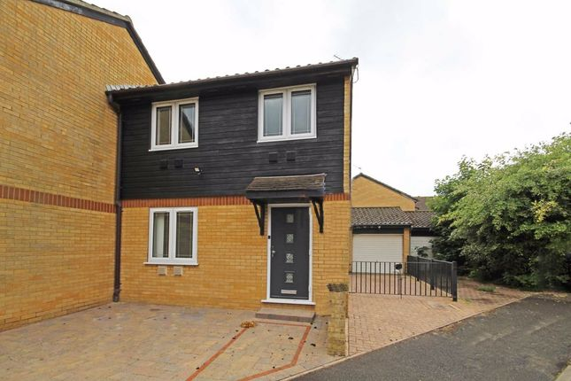 Thumbnail Terraced house to rent in Kilberry Close, Osterley, Isleworth