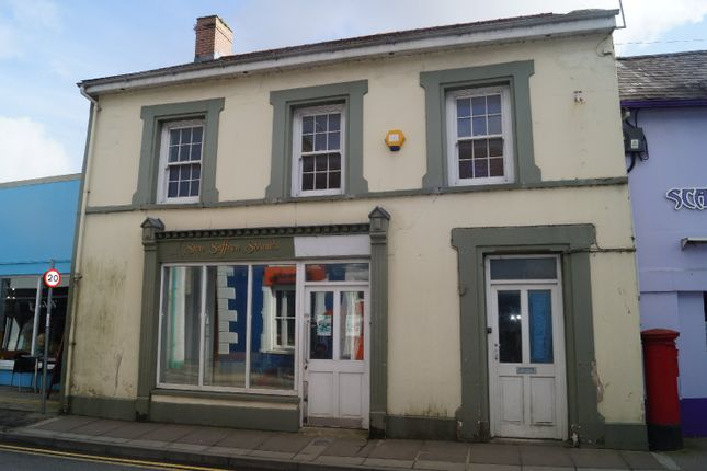 Thumbnail Town house for sale in Sycamore Street, Newcastle Emlyn