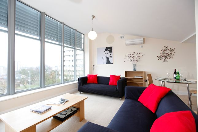 Thumbnail Duplex to rent in Serviced Apartment Short Term, Mandara Point, Coventry Short Term Let
