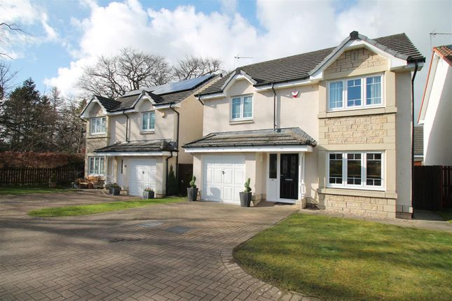 Thumbnail Detached house for sale in South Middleton, Uphall, Broxburn