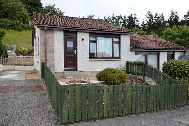 Thumbnail Semi-detached bungalow for sale in 61 Balnafettack Crescent, Inverness