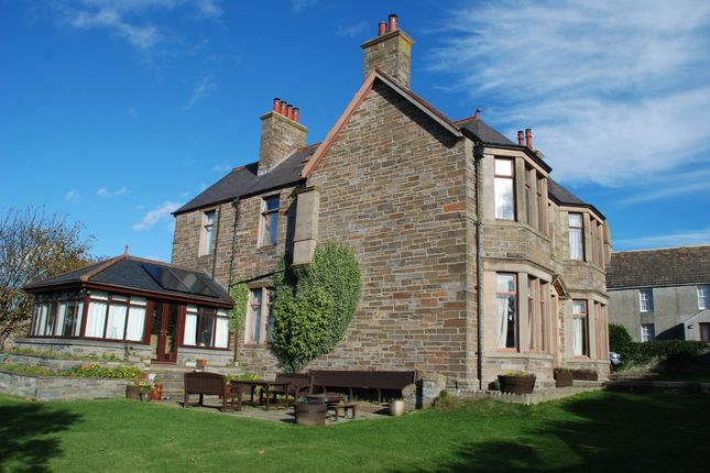 Thumbnail Town house for sale in East Road, Kirkwall, Orkney