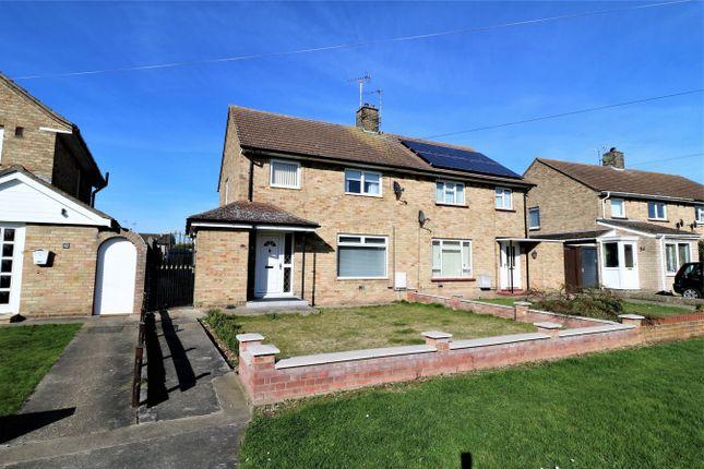Thumbnail Semi-detached house for sale in Britannia Crescent, Wivenhoe, Colchester, Essex