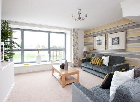 Thumbnail Flat for sale in Redrow, Devonport, Plymouth