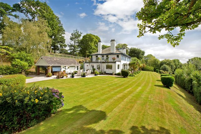 Thumbnail Detached house for sale in Stoke Hill, Exeter