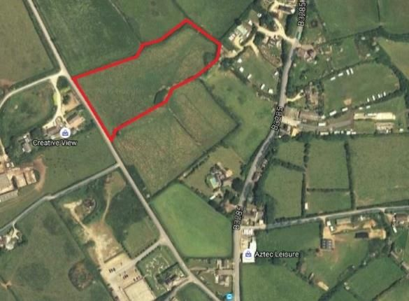 Thumbnail Land for sale in Trevellas, St Agnes, Cornwall