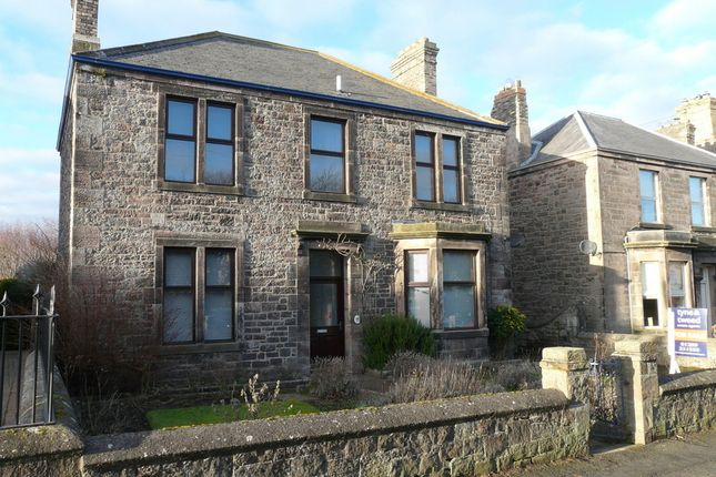 Thumbnail Detached house for sale in Shielfield Terrace, Tweedmouth, Berwick Upon Tweed, Northumberland