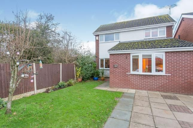 4 bed detached house for sale in Fairholme Close, Saughall, Chester, Cheshire CH1